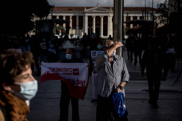 GRC: 24-hour Strike In Athens