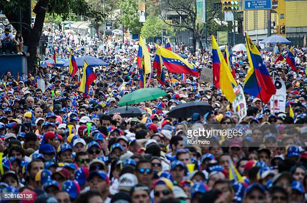 Protests continue in Caracas during the carnival long hours last for confrontations between demonstrators and state security forces many arrests of...