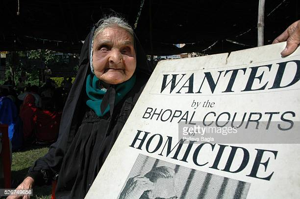 Protests mark the 20th anniversary of the Bhopal Gas Tragedy The world's worst industrial disaster from the Union Carbide of India Limited pesticide...