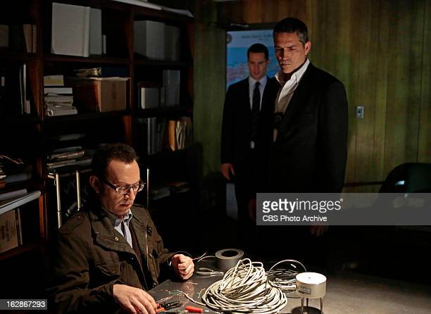 Proteus Finch uses his tech savvy to help Reese and an FBI agent track a killer on PERSON OF INTEREST Thursday March 7 on the CBS Television Network
