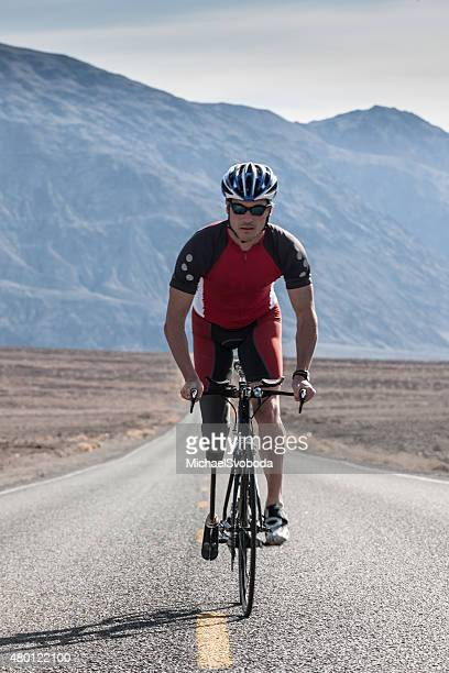Prothetic Cyclist
