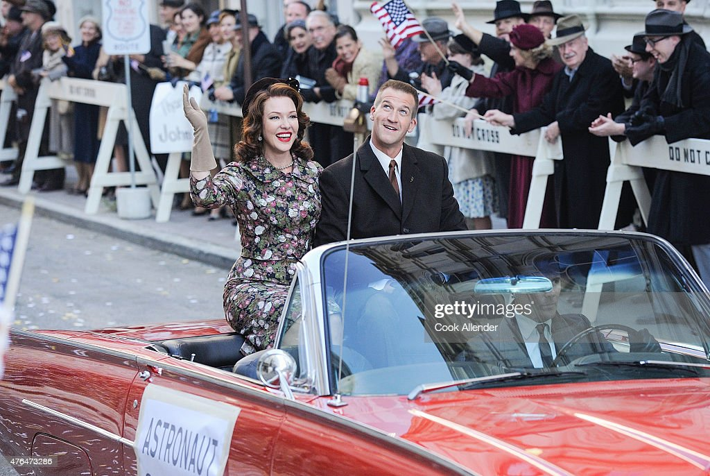 "ABC's ""The Astronaut Wives Club"" - Season One : News Photo"
