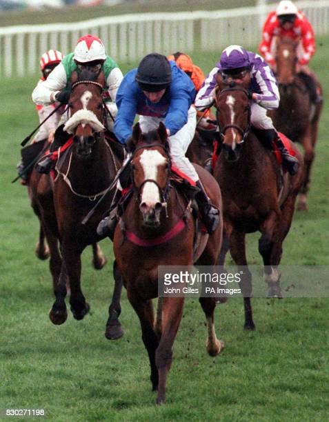 Protocol ridden by Colin Teague wins the Spring Apprentice Handicap at Doncaster 27/10/99 Teague was attacked by a racegoer at Yarmouth and suffered...