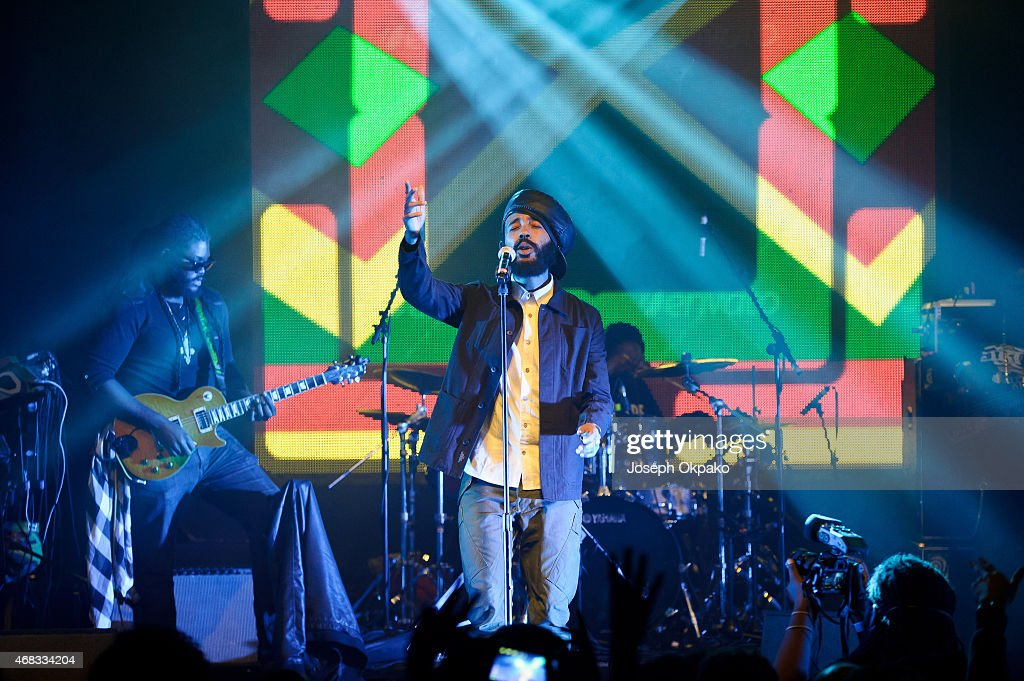Protoje Perform At Electric Brixton In London : News Photo