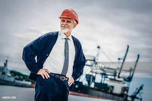proud architect - shipyard stock pictures, royalty-free photos & images