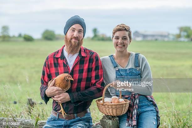 Proud Farmers