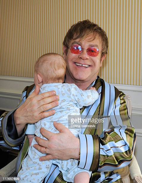 Proud fathers Sir Elton John and his partner David Furnish talk exclusively to Barbara Walters in their first major U.S. Television interview since...