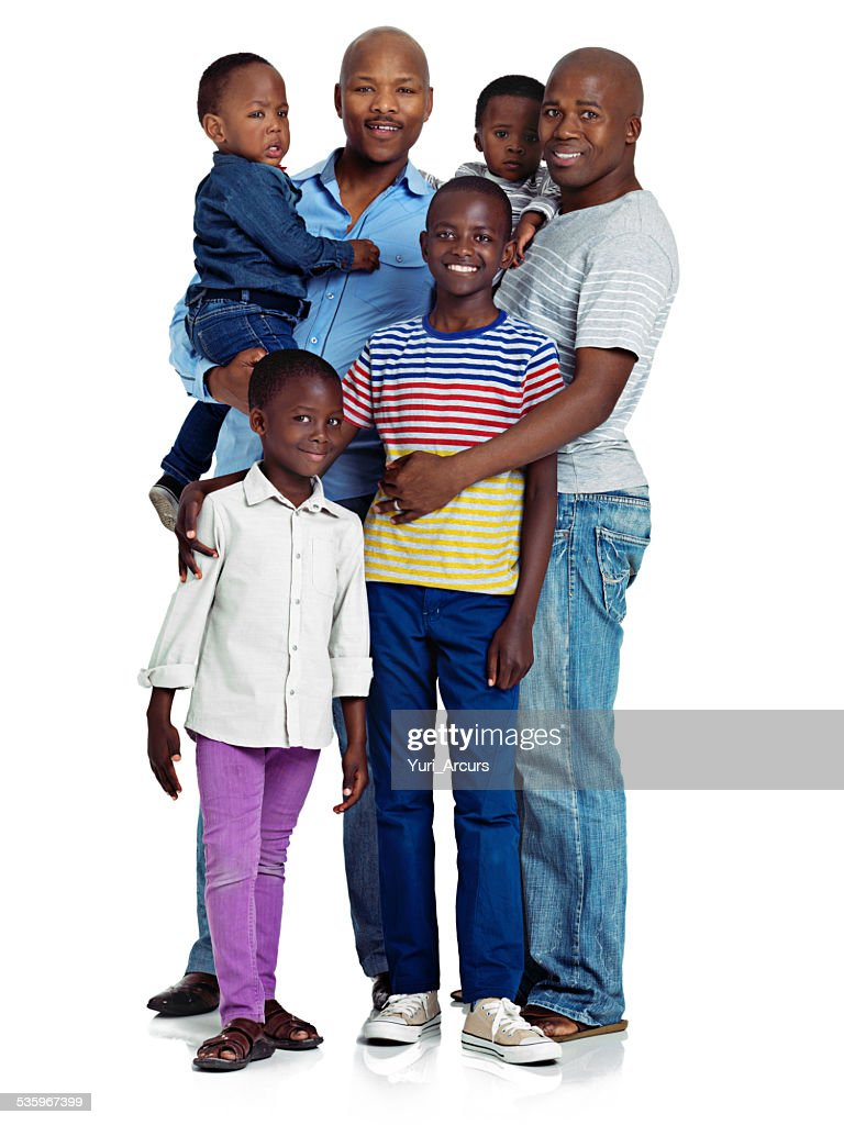 Proud of our children : Stock Photo