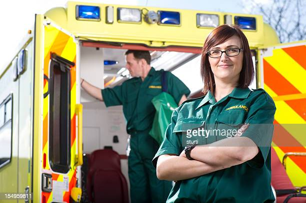 proud paramedic