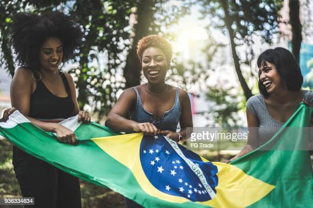 orgulho de ser brasileira - brasil - fotografias e filmes do acervo