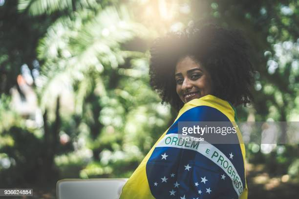 orgulho de ser brasileira - patriotismo - fotografias e filmes do acervo