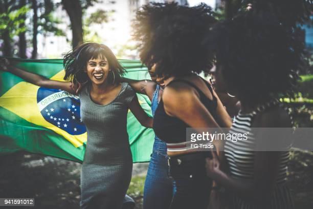orgulho de ser brasileira - politics - fotografias e filmes do acervo