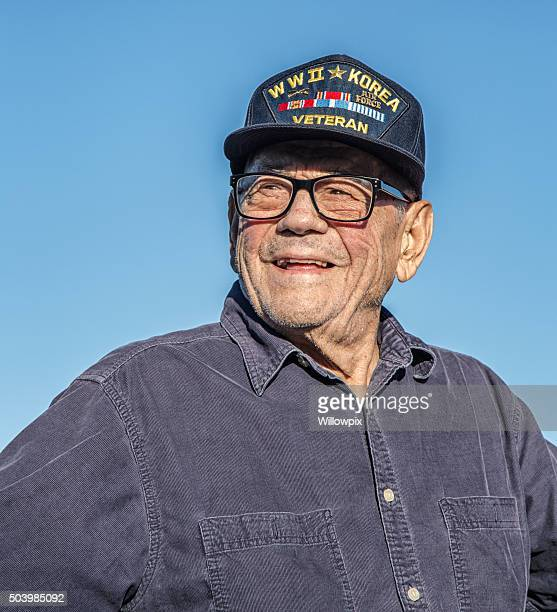 Proud USA WWII Korea Military Veteran