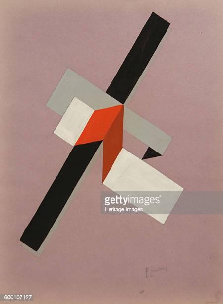 Proun ca 1923 Private Collection Artist Lissitzky El