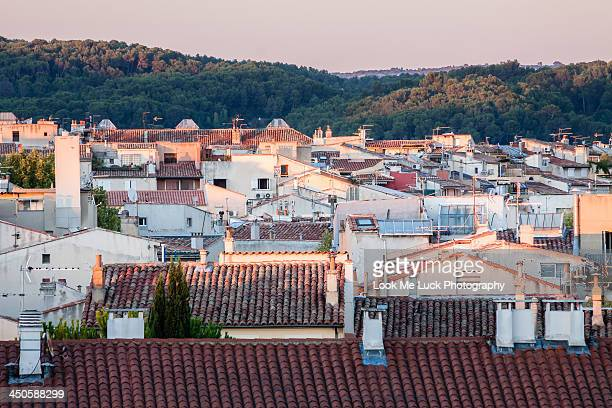 Provencal roofs