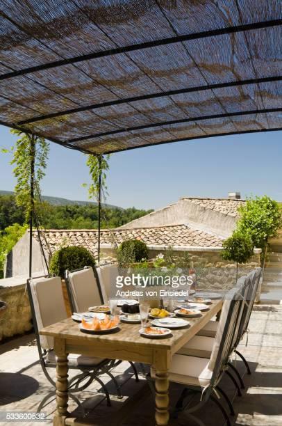 Provence village house