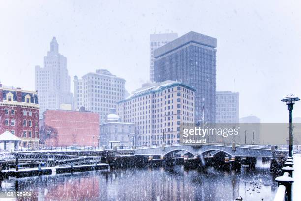 Providence in Snowstorm