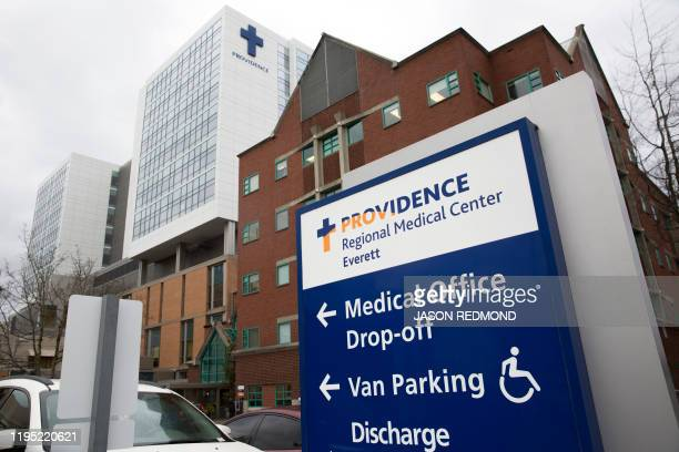 Providence Regional Medical Center where according to the Washington State Department of Health the first known person infected with 2019 novel...