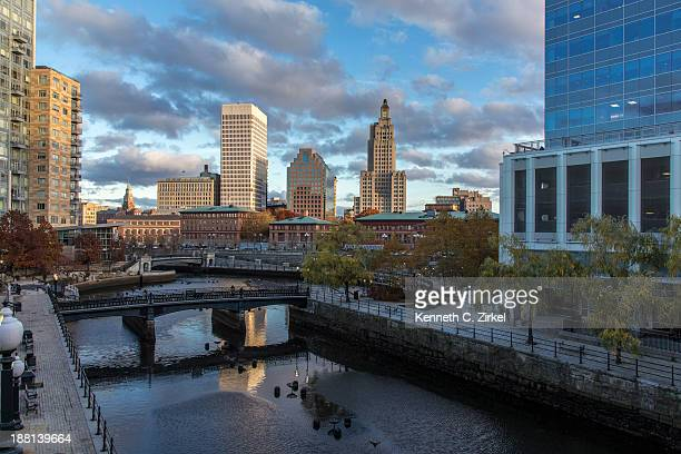 Providence Rhode Island downtown