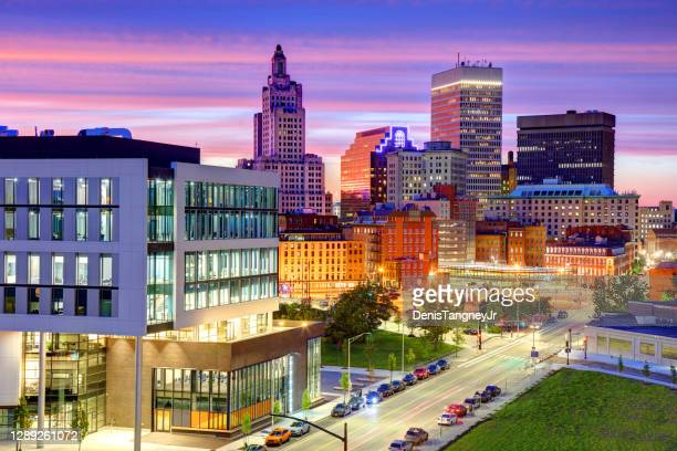 providence, rhode island - rhode island stock pictures, royalty-free photos & images