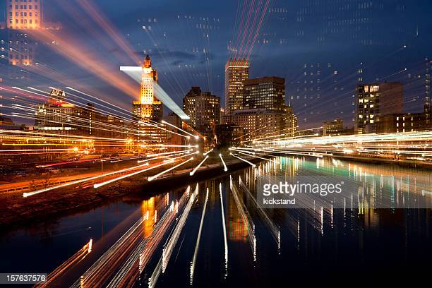providence (ri) zoom - providence rhode island stock photos and pictures