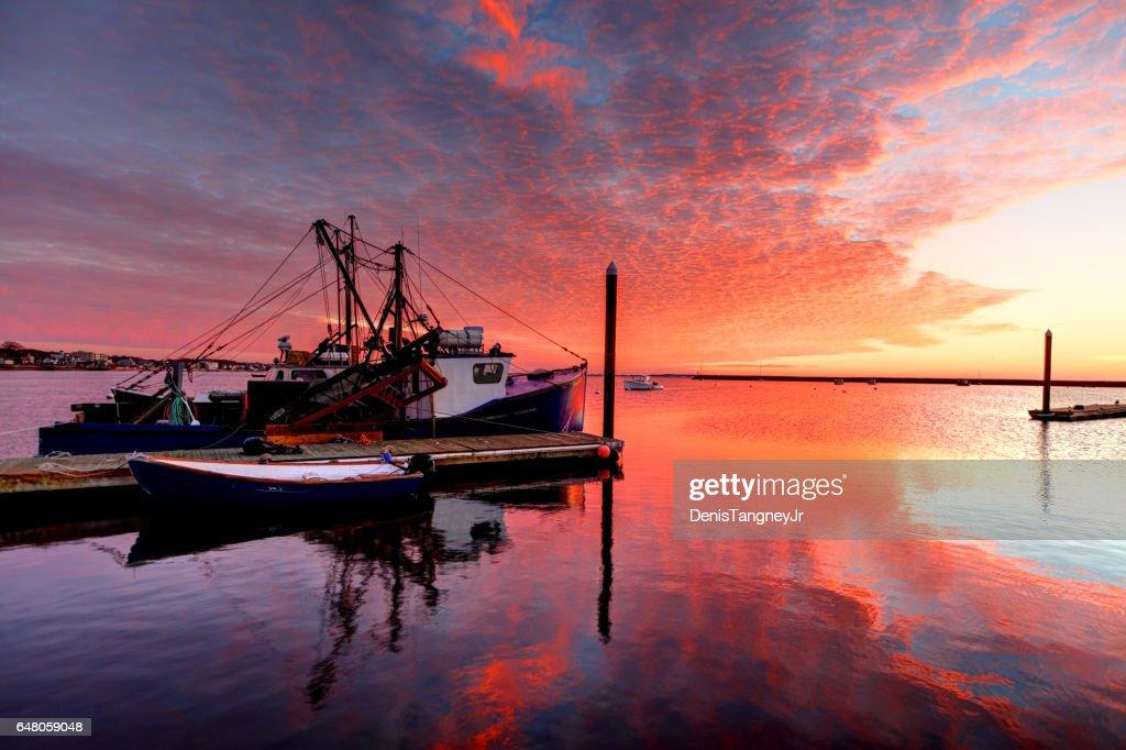 Provincetown, Cape Cod : Foto de stock