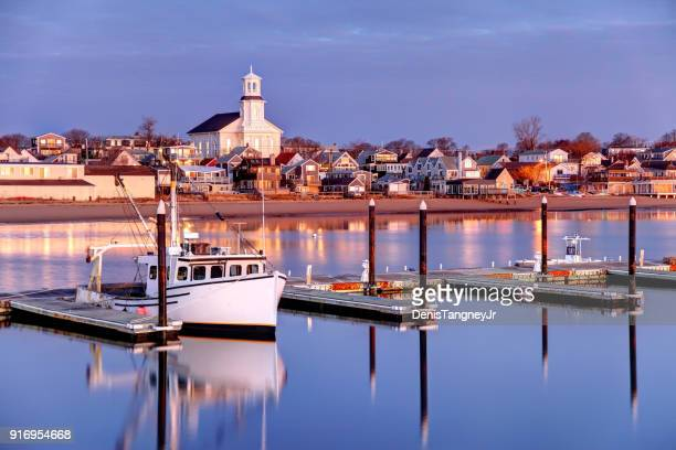 provincetown, cape cod - massachusetts stock pictures, royalty-free photos & images