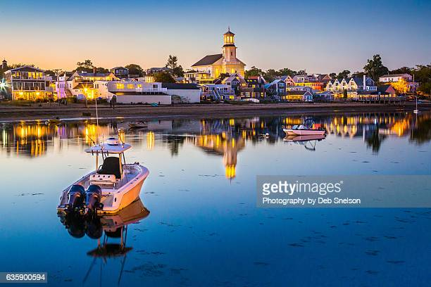 provincetown massachusetts - massachusetts stock pictures, royalty-free photos & images