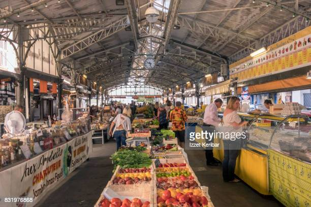 Provincial Market at Antibes old town, Alpes Maritimes, France