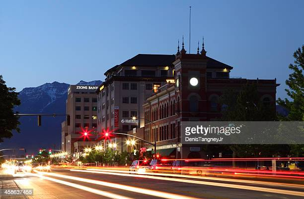 provo - utah stock pictures, royalty-free photos & images