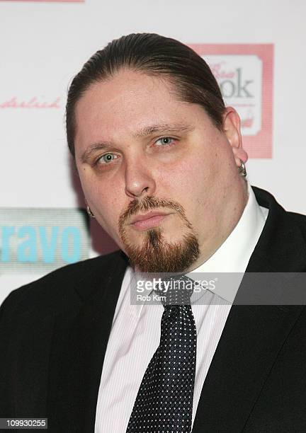 Prowrestler Brimstone attends the Digital Launch of 'The Bra Book' at iLounge At The Charles Hotel on March 10 2011 in New York City