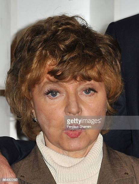 Prunella Scales attends GOLD's Fawlty Towers relaunch on May 6 2009 in London England