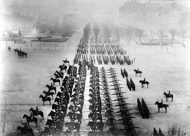 FRA: 28th January 1871 - End Of The Franco-Prussian War