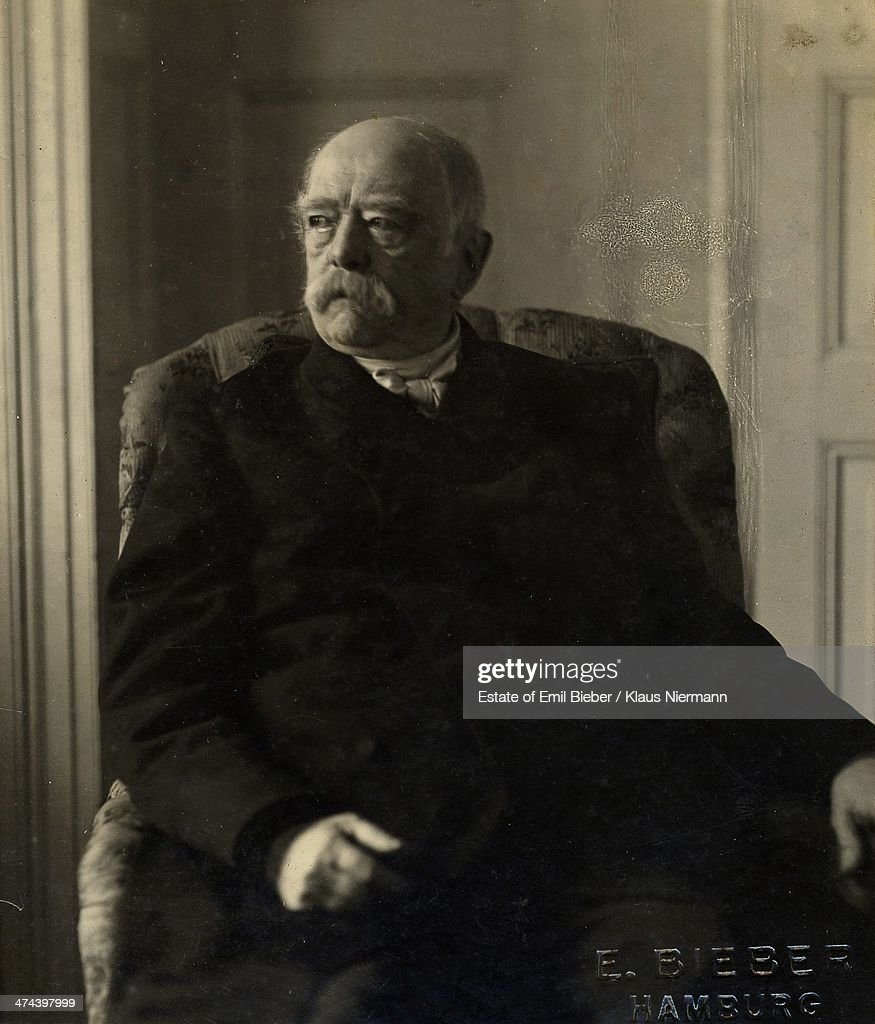Otto Von Bismarck : News Photo