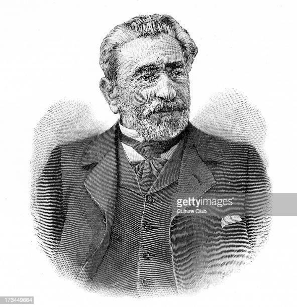 Práxedes Mateo Sagasta y Escolar b 21 July 1825 d 5 January 1903