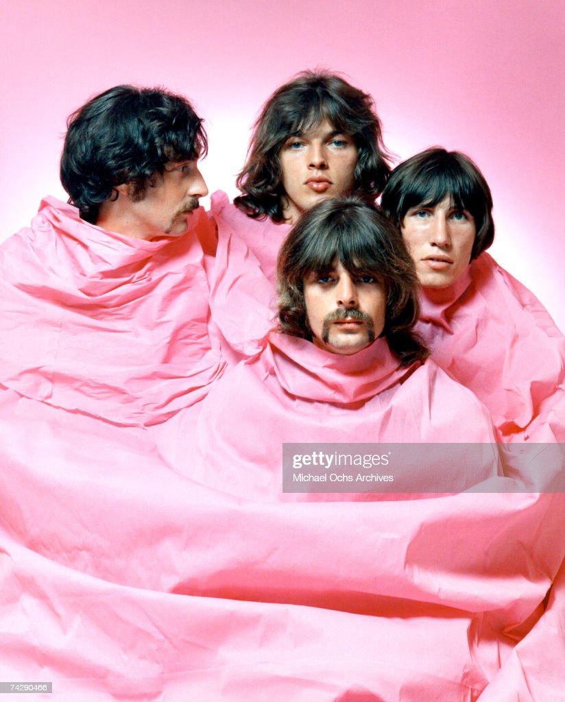 Pink Floyd In Pink : News Photo
