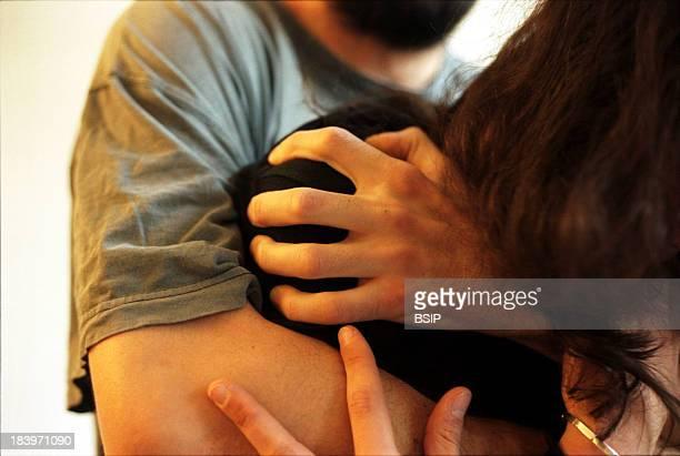 Psychiatry Psychiatirc Nurse Restraining Patient