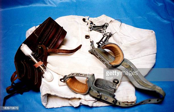 Psychiatry Straitjacket Restraining Belt And Strap