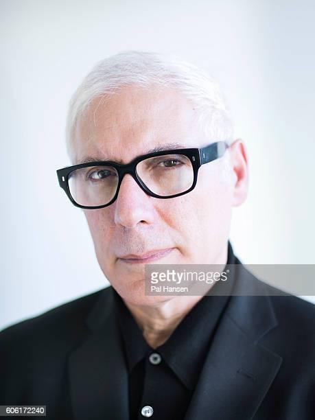 Psychoanalyst and author Stephen Grosz is photographed for Der Spiegel on September 2 2013 in London England