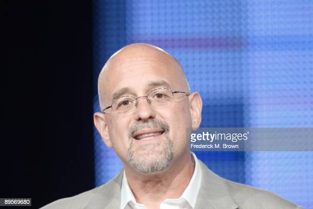 Psychologist/Writer Daniel Gilbert from the program This Emotional Life speaks during the PBS portion of the 2009 Summer Television Critics...