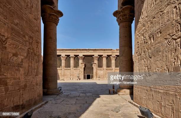 Ptolemaic Temple of Horus in Edfu