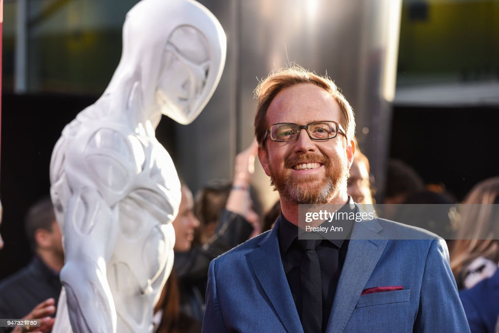 Ptolemy Slocum attends 'Westworld' Season 2 Los Angeles Premiere on April 16, 2018 in Los Angeles, California.