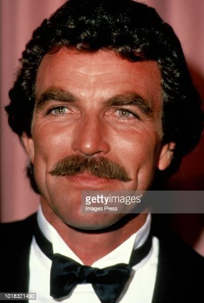 PTom Selleck circa 1981 in Los Angeles California