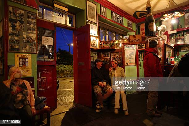 A pub scene in Dingle County Kerry Dingle is the only town on the Dingle Peninsula Principal industries in the town are tourism fishing and...