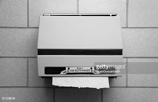 Public Bathroom Paper Towel Dispenser