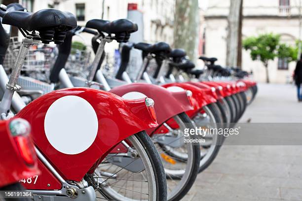 Public Bikes for Rent