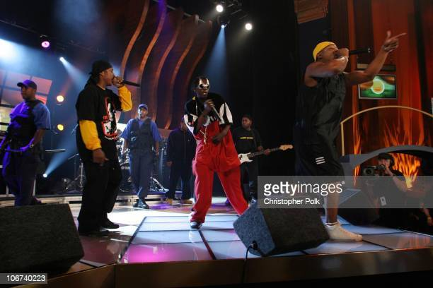 Public Enemy during G4 Celebrates 'GPhoria' A Live and Televised Celebration of Video Games at Henry Fonda Theatre in Hollywood California United...