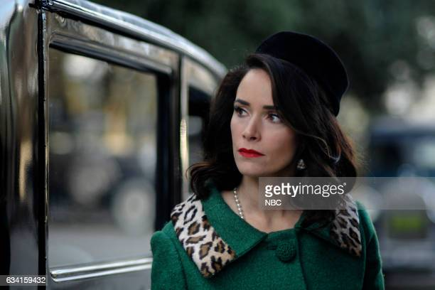 TIMELESS Public Enemy No 1 Episode 114 Pictured Abigail Spencer as Lucy Preston
