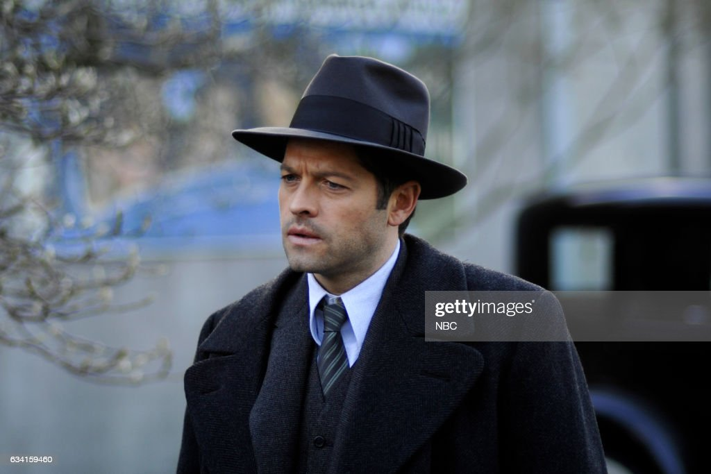 TIMELESS -- 'Public Enemy No. 1' Episode 114 -- Pictured: Misha Collins as Eliot Ness --