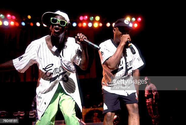 Public Enemy on 9/03/92 in Chicago Il